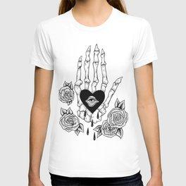 crying my heart out T-shirt