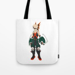 Boku no Hero - Bakugou Tote Bag