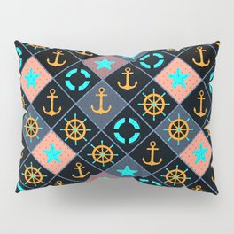 For those who are at sea. Pillow Sham