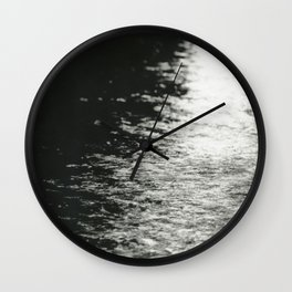 Incandescent Sea Wall Clock