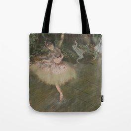 Edgar Degas - The Star Tote Bag