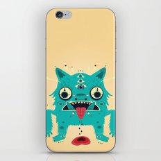 Creature n0#33 iPhone Skin