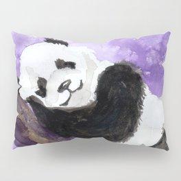 Panda bear sleeping Pillow Sham
