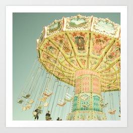 Swingin' II Art Print