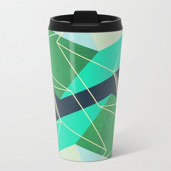ColorBlock VI Metal Travel Mug