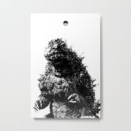 Catch 'em All Metal Print