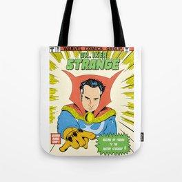 Dr.Iker Strange Tote Bag
