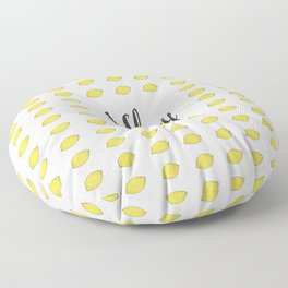 I Slay Floor Pillow