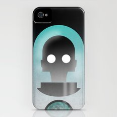 Mr. Freeze Slim Case iPhone (4, 4s)