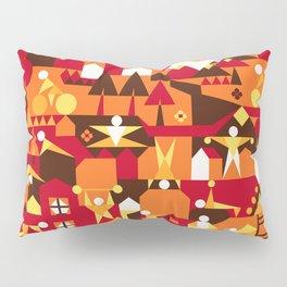 Indoors & outdoors (summer) Pillow Sham
