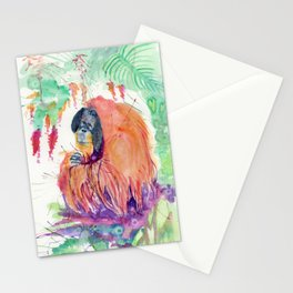 orang Stationery Cards