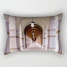 Unconventional Wisdom Rectangular Pillow