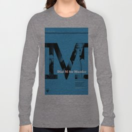 Hitchcock: Dial M For Murder Long Sleeve T-shirt