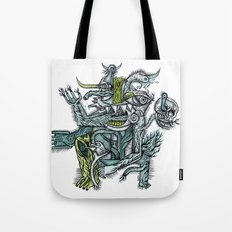 Holy dance - Print available!! Tote Bag