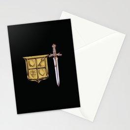 Zelda Sword & Shield Stationery Cards