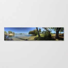 Calm and Quiet Canvas Print