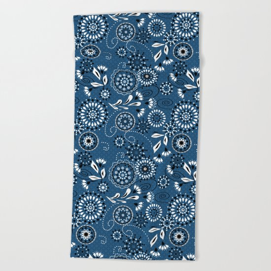 Fairy ornament Beach Towel