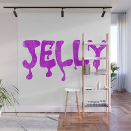 JELLY Wall Mural