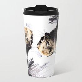 Totem Pekan (Martes pennanti) Travel Mug