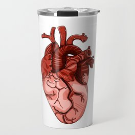 The Heart Travel Mug