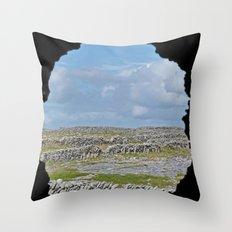 Stone Island Throw Pillow