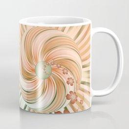 Flower Dream Fractal Art Coffee Mug