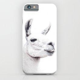 Llama II iPhone Case
