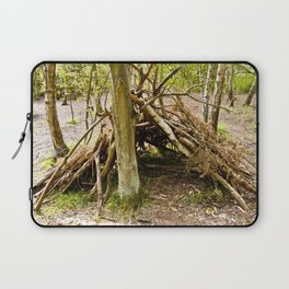 Hideaway in the forest Laptop Sleeve