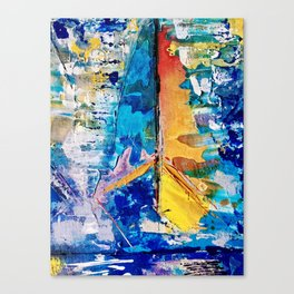 Windward Canvas Print