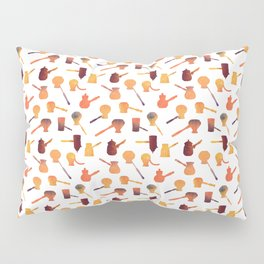 The long handle cezve coffee Pillow Sham