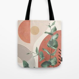 Nature Geometry IV Tote Bag