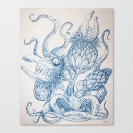 Tarandarus Flosculus (B) Canvas Print