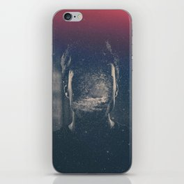 Free your mind iPhone Skin