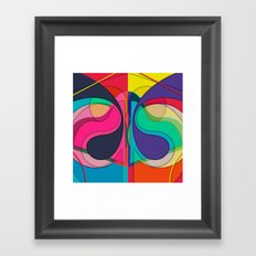 Ensoniq Funk Framed Art Print