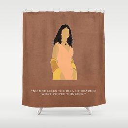 Firefly - Inara Shower Curtain