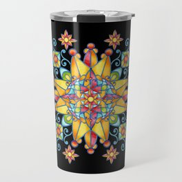 Alhambra Stained Glass Travel Mug