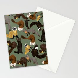 Martens of the World #1 Stationery Cards