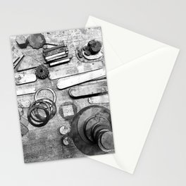 Junk Yard Finds Stationery Cards