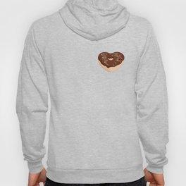 Love chocolate donuts Hoody