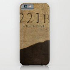No. 6. 221B iPhone 6s Slim Case