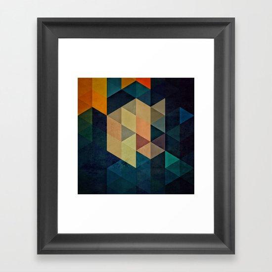synthys Framed Art Print