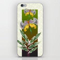 Moths#3 iPhone & iPod Skin