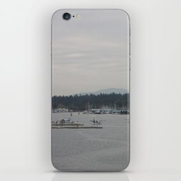 Vancouver Harbour iPhone Skin