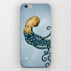 Octopuss iPhone & iPod Skin