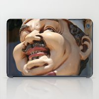 chef iPad Cases featuring CHEF by Andrea Jean Clausen - andreajeanco