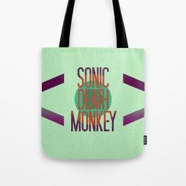 Sonic Death Monkey Tote Bag