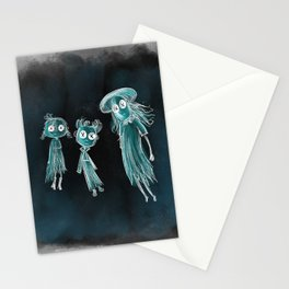 Coraline Ghost Children Stationery Cards