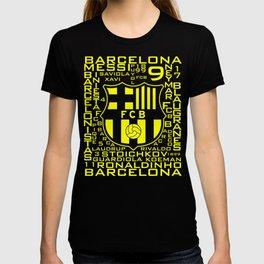 MixWords: Barcelona T-shirt