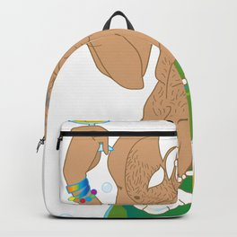 Seahorse Sailor Backpack