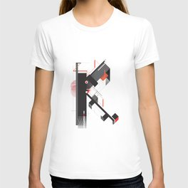 Abstract K T-shirt